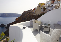 Liakada Oia Suites No Category