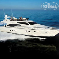 Фото отеля Canaves Oia 5* Motor yacht Alexandros our privately owned Ferretti 68 ft yacht