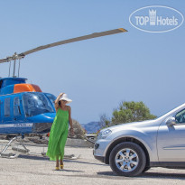 Фото отеля Canaves Oia 5* Transfers and helicopter rides