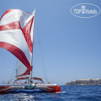 Фото отеля Canaves Oia 5* Catamaran sailing