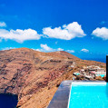���� ����� CSky Hotel Santorini Luxury Journey No Category