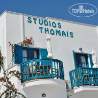 Фото отеля Studios Thomais No Category