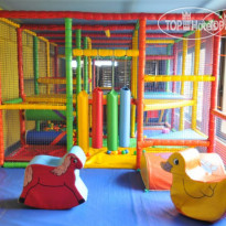 Фото отеля Aegeon Beach 4* Playroom