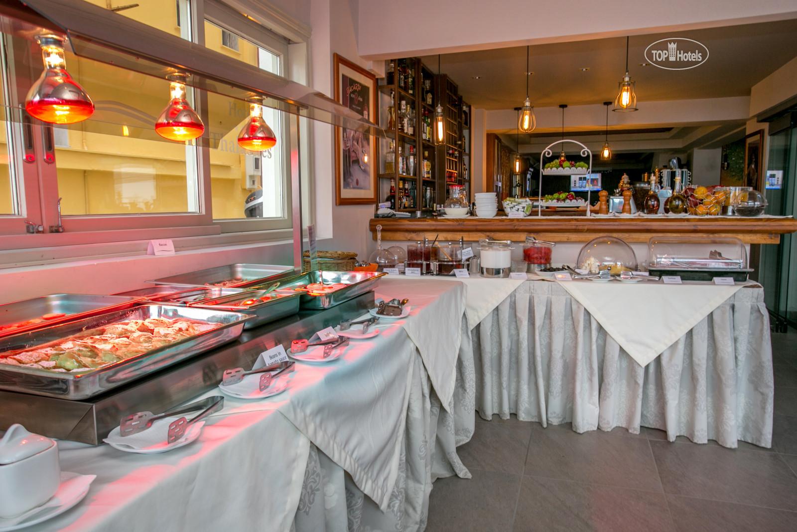 Thalassies nouveau hotel 3 о тасос лименарья