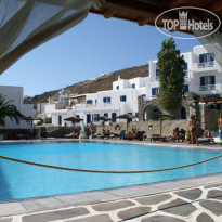 Фото отеля Manoulas Beach 4*