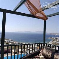 Фото отеля Tharroe Of Mykonos 5*