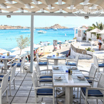 Фото отеля Petinos Beach 4* Blue Myth Restaurant