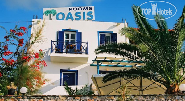 Oasis Rooms Azolimnos No Category