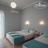 Bella Vista Hotel and Studios 2* 2 Double room Bella Vista hotel Benitses Corfu-min - Фото отеля