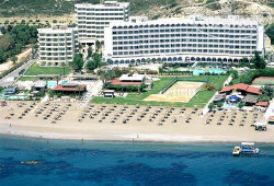 Dessole Olympos Beach Resort 4*