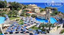 Фото отеля Lindos Royal 4*