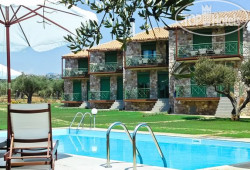 Messinian Horizons Villas 3*