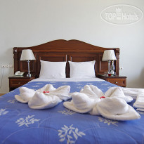 Фото отеля Kymata 3* Room 104-204-304 Are rooms with a king size Bed! 