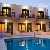 Фото отеля Pantheon Villas & Suites 4*