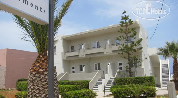 Yiannis Apartments No Category