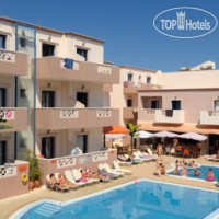 Фото отеля Ilios Malia Apartments 3*