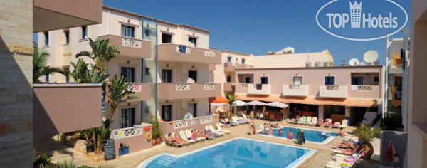 Ilios Malia Apartments 3*