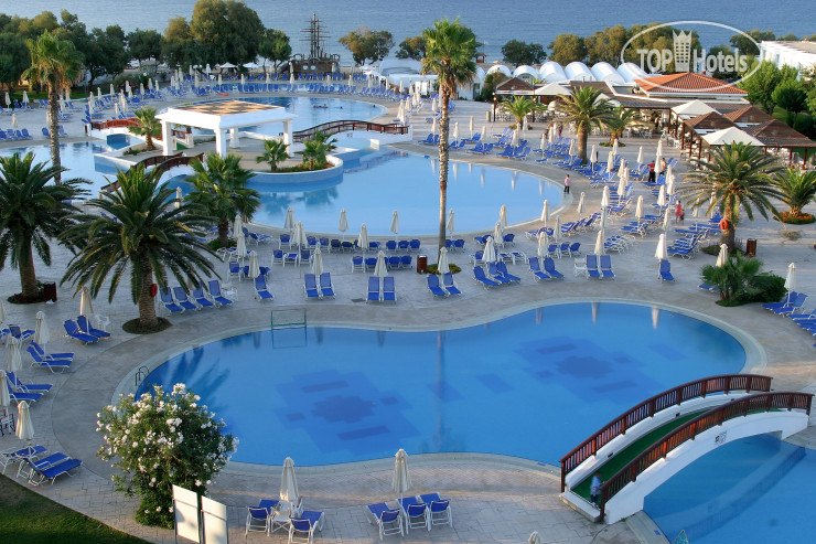 Фото отеля Creta Princess Aquapark & Spa  4*
