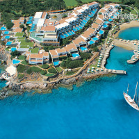 Фото отеля Elounda Peninsula ALL SUITE HOTEL 5*