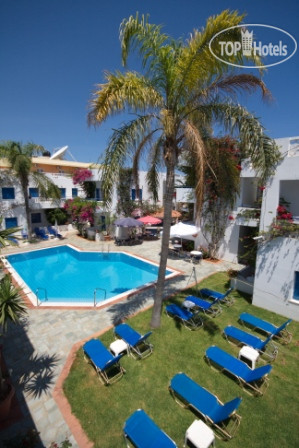Malia Galini Apartments 3*