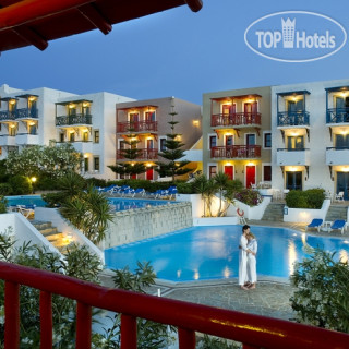 Фото отеля  Aldemar Cretan Village Family Resort 4*