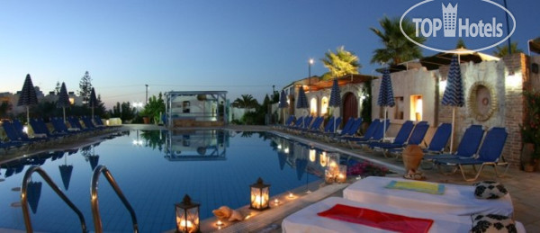 Golden Bay Hotel Apartments 3*