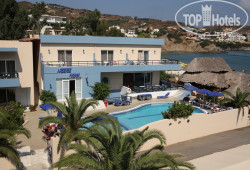 Nostos Beach Apartments 3*