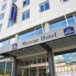 Отель Best Western Mercur Hotel