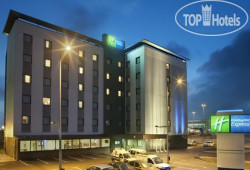 Holiday Inn Express Algeciras 3*