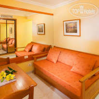 Фото отеля Noelia Playa 3* Fantastic room with cooking facilities and also nice sitting room area and sat tv