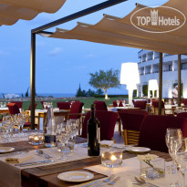 Фото отеля Dolce Sitges 5* Open-air dinner at Restaurant Verema
