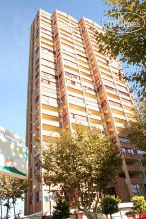 Отель коста бланка бенидорм испания