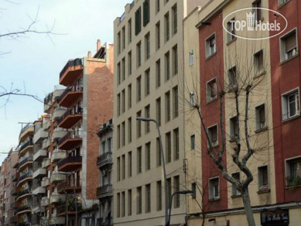 Residence Pierre & Vacances Barcelona Sants 3*