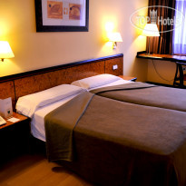 Фото отеля Glories Barcelona 3* TWIN ROOM