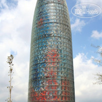 Фото отеля Glories Barcelona 3* Torre Agbar Day