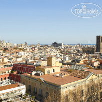 Фото отеля Le Meridien Barcelona 5* Spectacular Views over the city