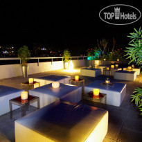 Фото отеля Expo Hotel Barcelona 4* Chill out terrace