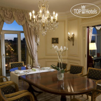 Фото отеля The Westin Palace Madrid 5* Royal Suite Dinning Room