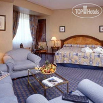 Фото отеля Crowne Plaza Madrid 4*