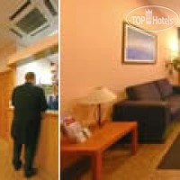 Фото отеля A&H Suites Internacional 3*