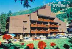 National Park hotel Valdidentro 3*