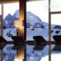 Фото отеля Alpina Dolomites Gardena Health Lodge & Spa 5*