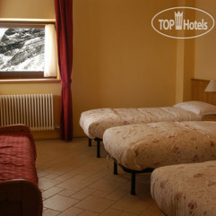 Ristoro Sitten hotel Gressoney La Trinite 2*