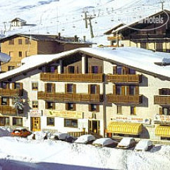 Edelweiss hotel Passo Tonale 3*