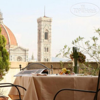 Фото отеля B4 Astoria Firenze  4* терраса