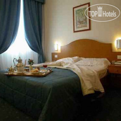 Карта отеля Golden Tulip Rome Airport
