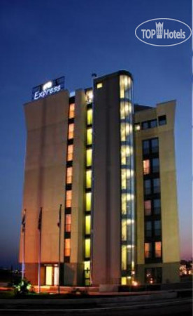 Express By Holiday Inn Rome East 4*