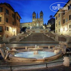 Art by The Spanish Steps 4*
