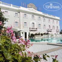 Фото отеля Grand Hotel Des Bains Riccione 5* External Swimming Pool