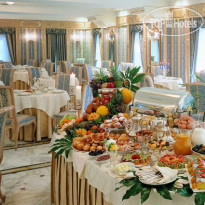 Фото отеля Grand Hotel Des Bains Riccione 5* Breakfast Room